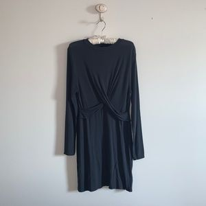 TOPSHOP Long Sleeved Dress
